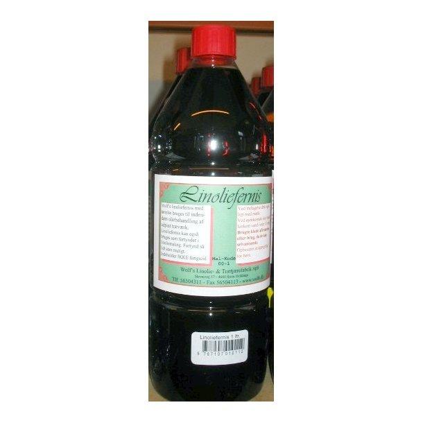 Linoliefernish