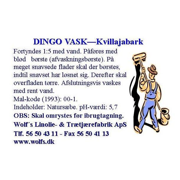 Wolfs Dingovask-kvillajabark