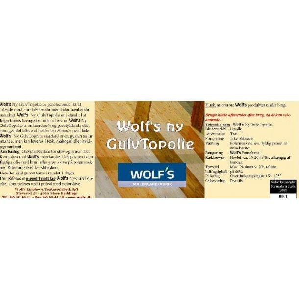 Wolfs Interiørolie
